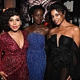 Pictured: Amirah Vann, Lupita Nyong'o, and Susan Kelechi Watson