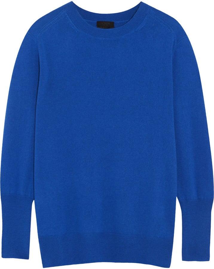 J.Crew Chenie Cashmere Sweater ($230)