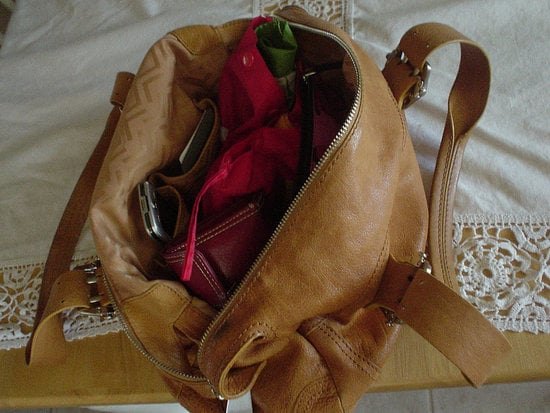 What's in Your Bag? Via Spiga