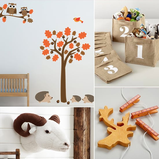 Autumn Nursery Ideas