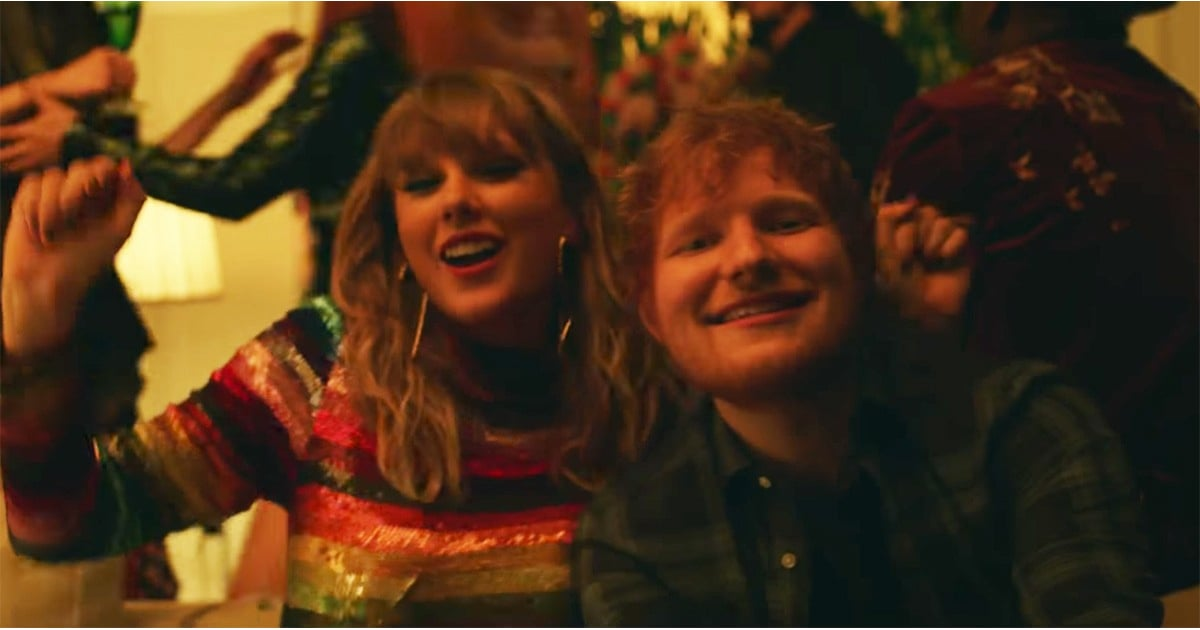 "People Can't Handle Taylor Swift and Ed Sheeran's Adorable Friendship in ""End Game"""