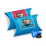 Cocoa Plus High Protein Milk and Dark Chocolate Hearts