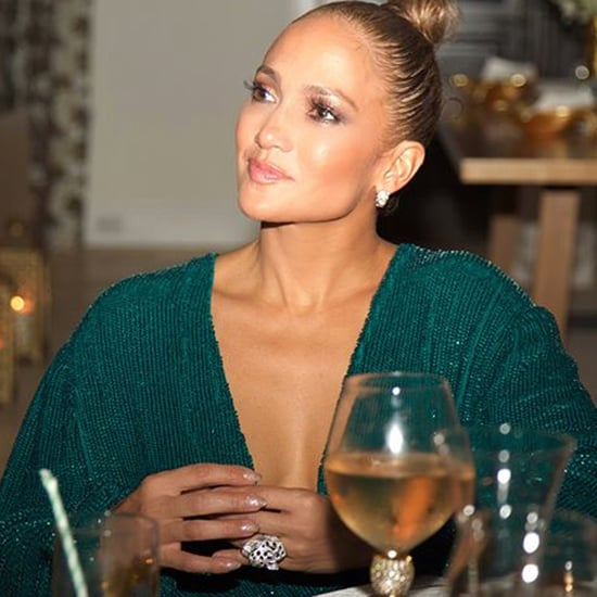 Jennifer Lopez's Cartier Ring July 2018