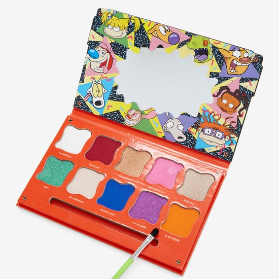 Hot Topic Nickelodeon Eye Shadow Palette