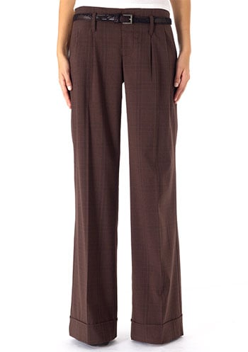 Alloy Clarkson Pleated Stretch Trouser ($33)