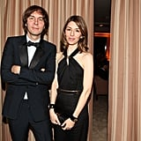 Thomas Mars and Sofia Coppola