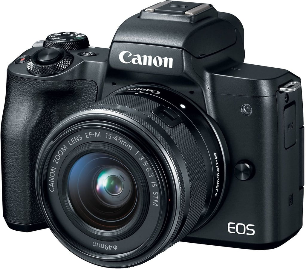 Canon EOS M50 Mirrorless Camera Kit