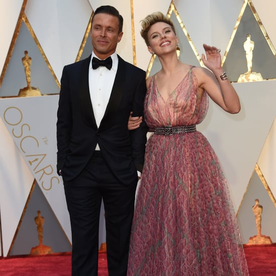 Who Was Scarlett Johansson's Date at the 2017 Oscars?