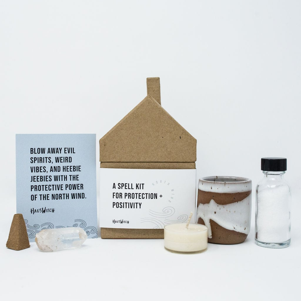 North Wind Spell Kit