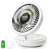 "Hokeki 7.5"" USB Portable Desk Fan"