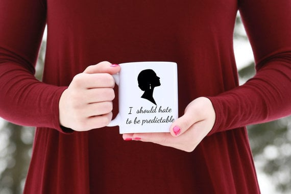Lady Mary Mug