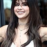 Selena Gomez's Long Hair in September 2018