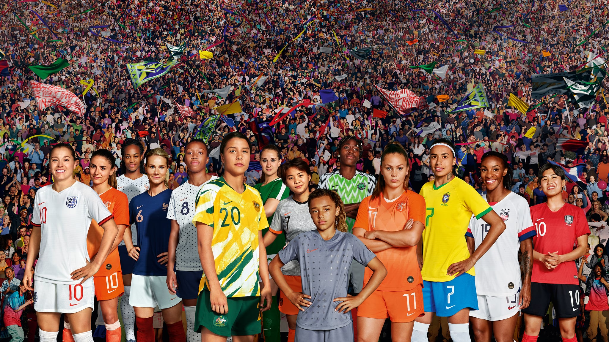 Nike Dream Further Commercial With Women's Soccer Players ...