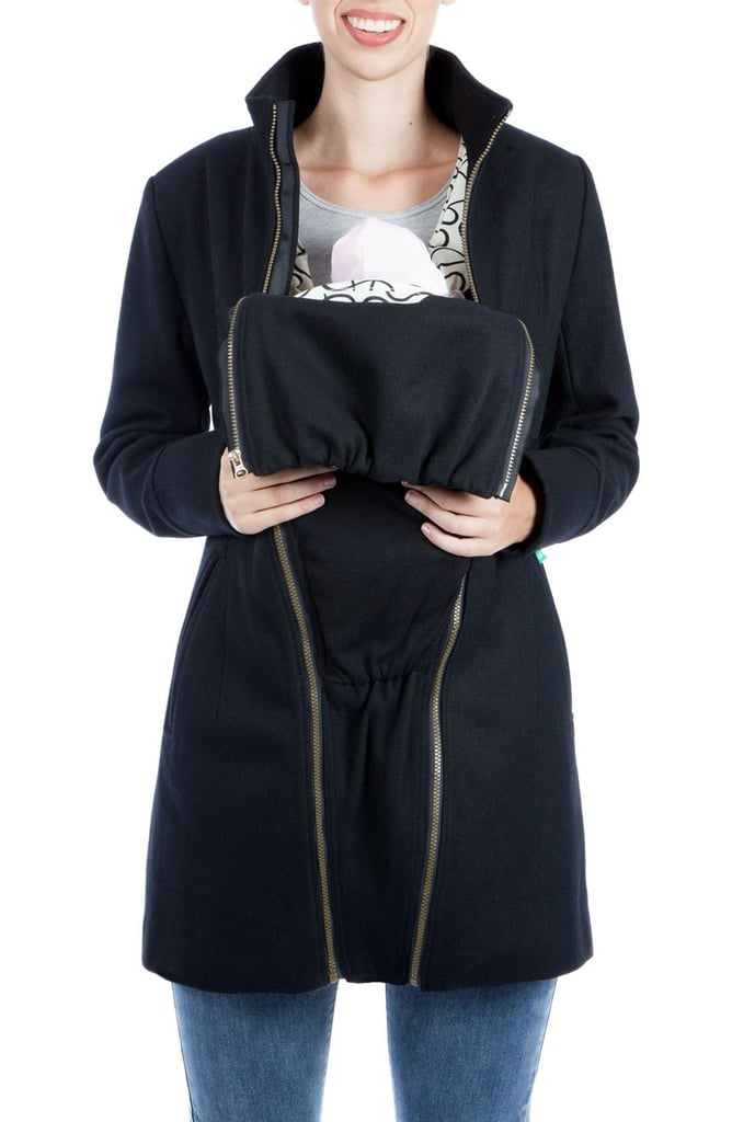 Convertible Maternity Jacket