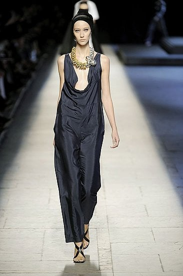 Jumpsuits: If Dries Van Noten does it, it's still in style.