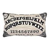 Mystical Halloween Themed Throw Pillow
