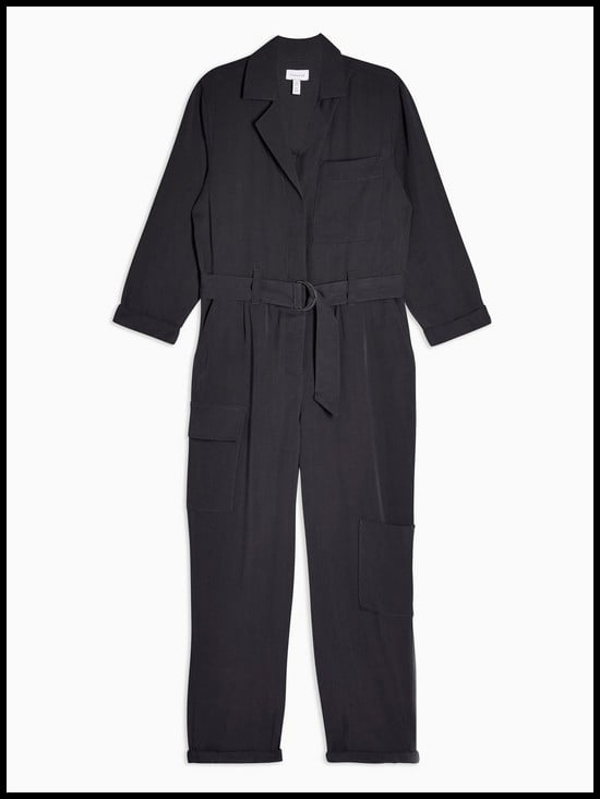 Topshop Long Sleeve Boiler Suit