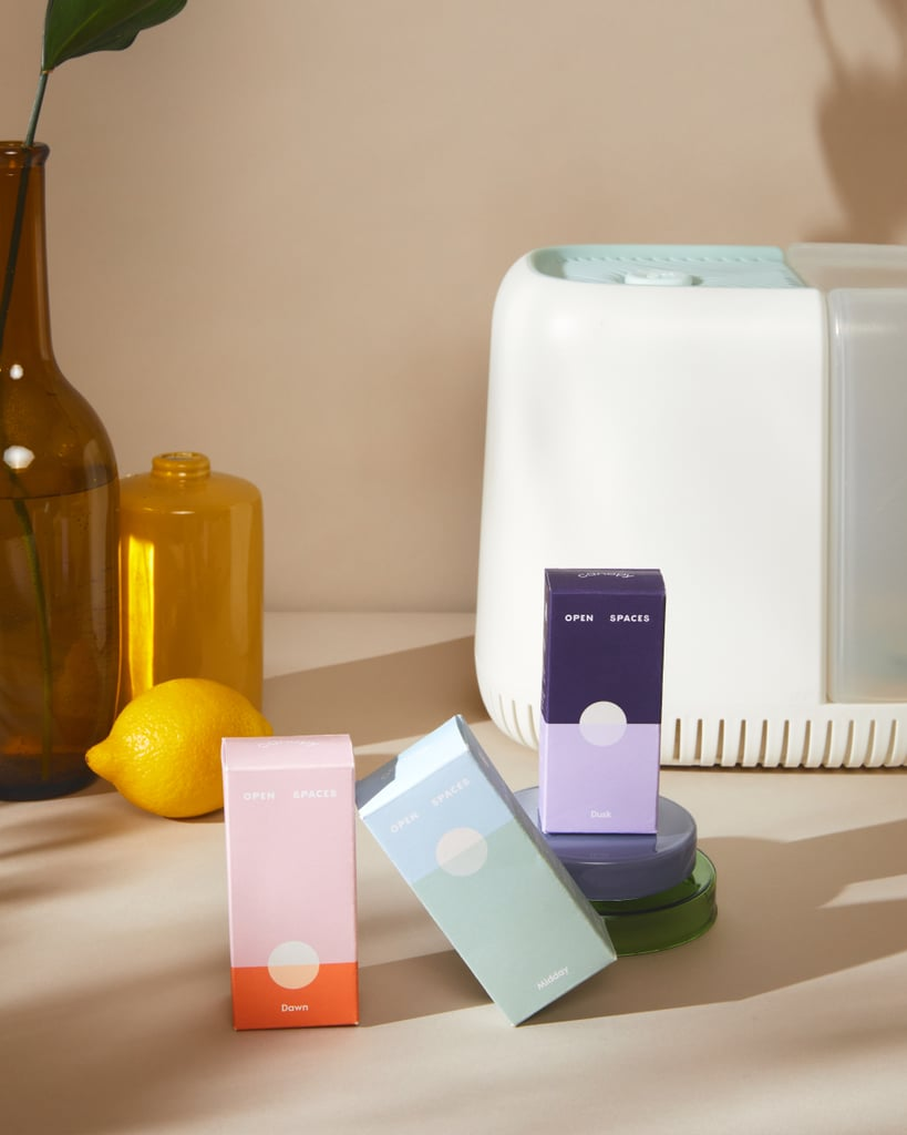 Canopy x Open Spaces Humidifier and Scents