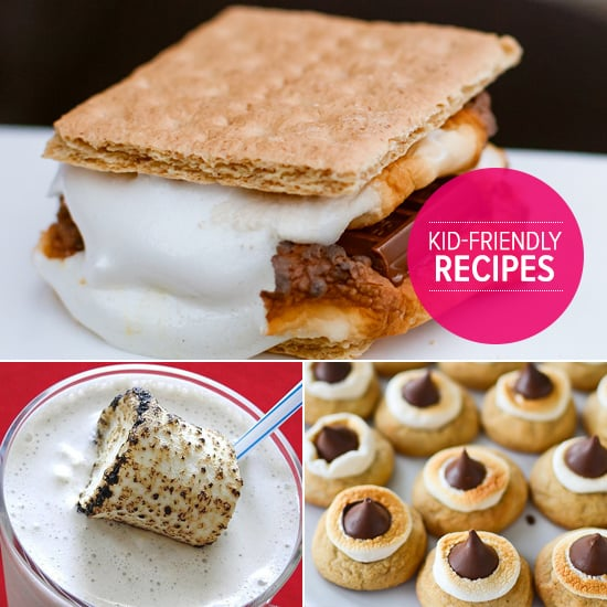 Kid Friendly Smores Recipes