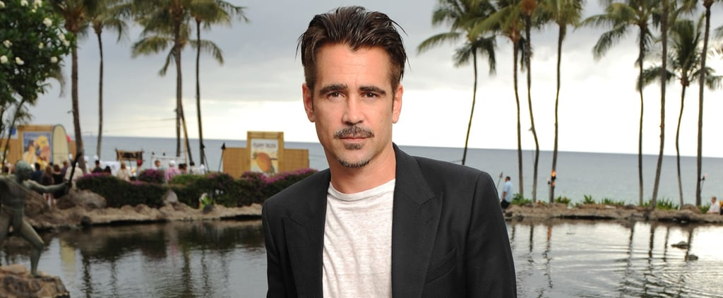 "Colin Farrell Talks About the Joys of Being a Dad Ahead of Father's Day: ""I Have 2 Lovely Human Beings"""