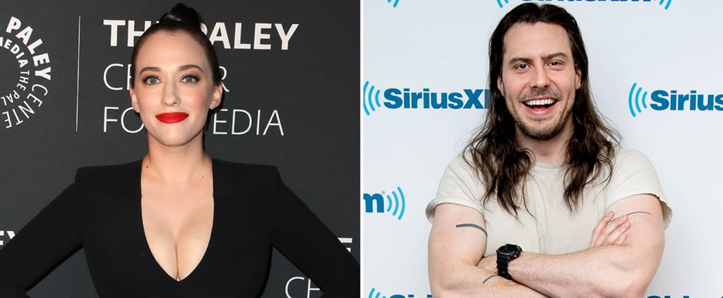 Cute Pictures of Kat Dennings and Andrew W.K.
