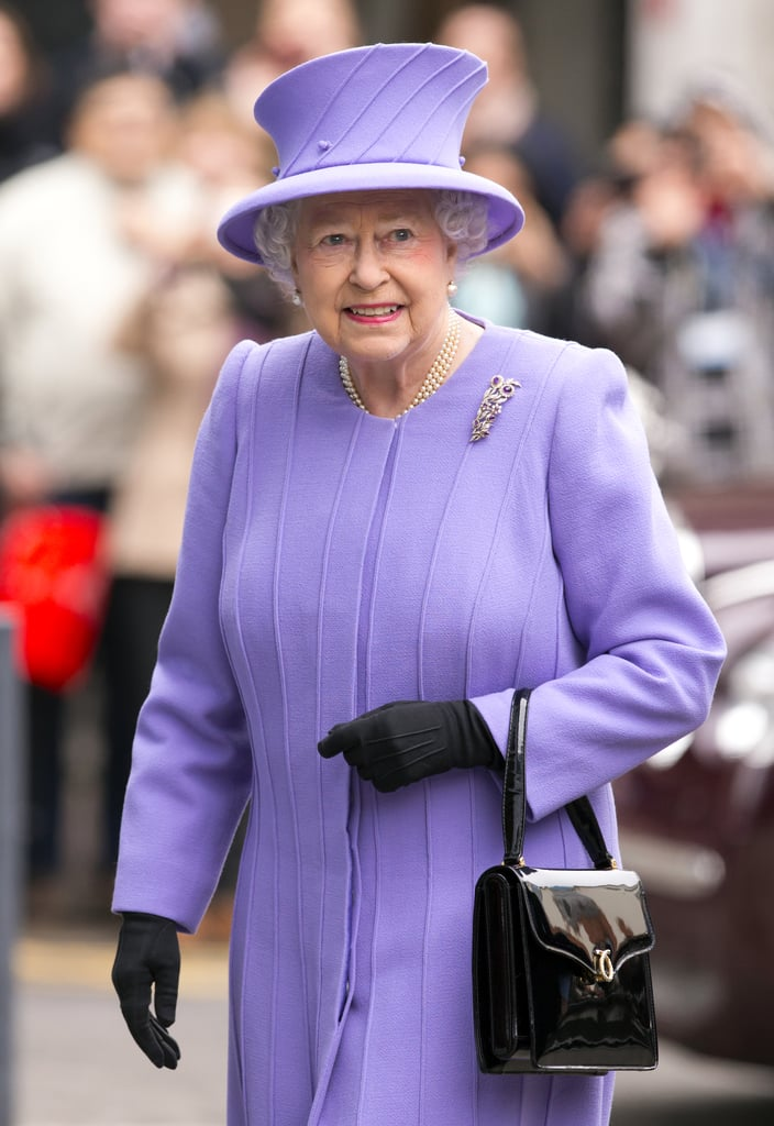 Great-Grandmother: Queen Elizabeth II
