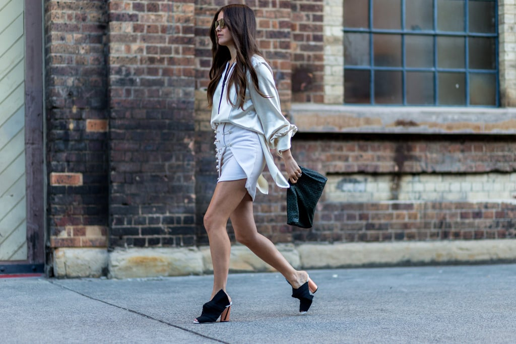 Best Australia Fashion Week Street Style 2016 Popsugar