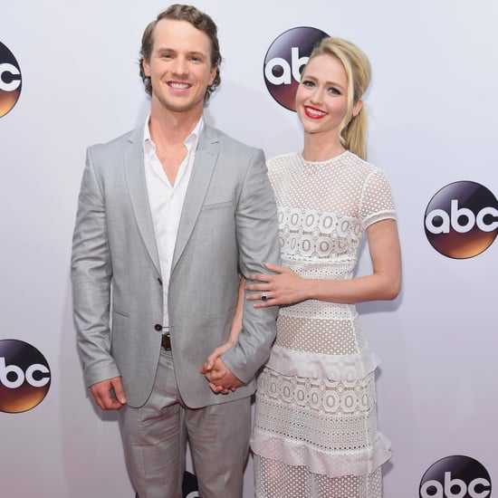 Freddie Stroma and Johanna Braddy Married