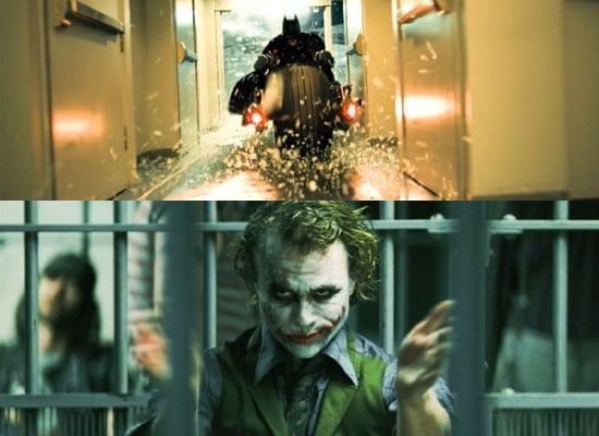 UK Five Star Review Of The Dark Knight starring Christian Bale, Heath Ledger, Maggie Gyllenhaal, Aaron Eckhart, Michael Caine