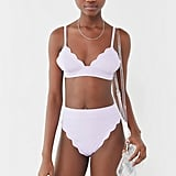 Out From Under Chloe Scallop Bikini Bottom