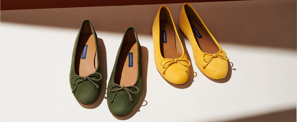 One Editor Reviews Margaux's Ballet Flats