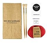 Brooklyn Braid Knitting Kit