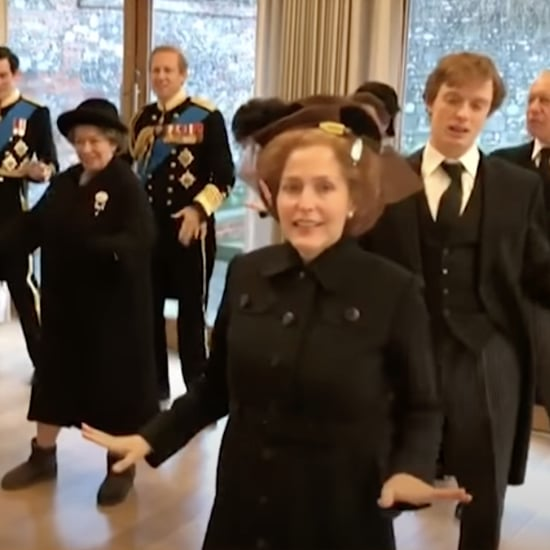 "Cast of The Crown Dancing to Lizzo's ""Good as Hell"" Video"