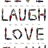 Live, Laugh, Love, Play