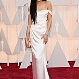 Zendaya at the 2015 Academy Awards