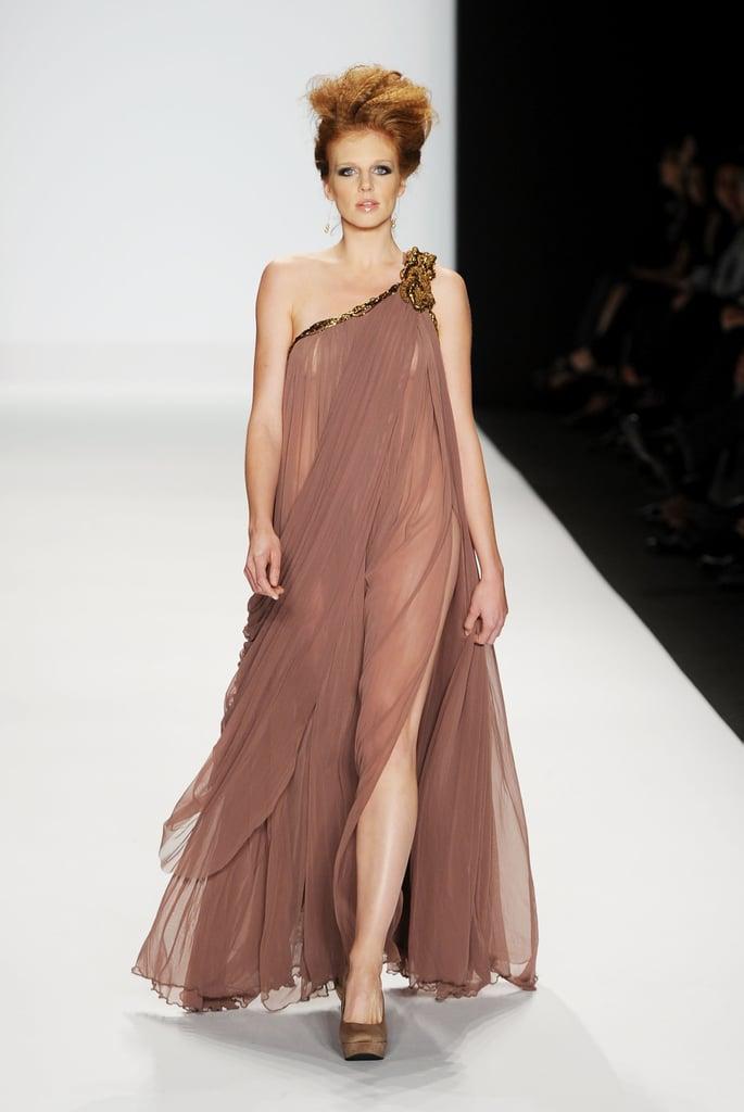 Spring 2011 New York Fashion Week: Project Runway