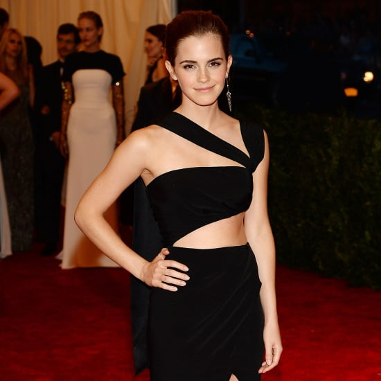 Pictures of Emma Watson in Prabal Gurung at 2013 Met Gala
