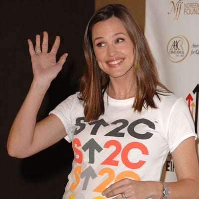 Celebs Stand Up To Cancer
