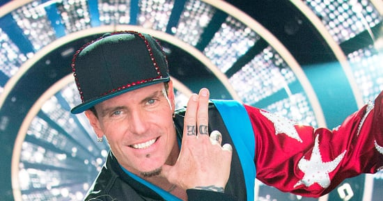 Yes, Vanilla Ice Performed to 'Ice Ice Baby' for His 'Dancing With the Stars' Debut: Watch!