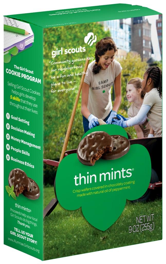 Frozen Thin Mints