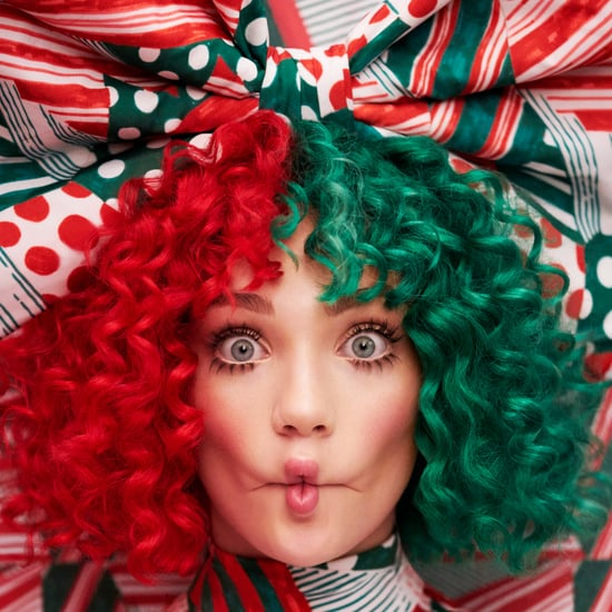 """Sia's """"Santa's Coming For Us"""" Song"""