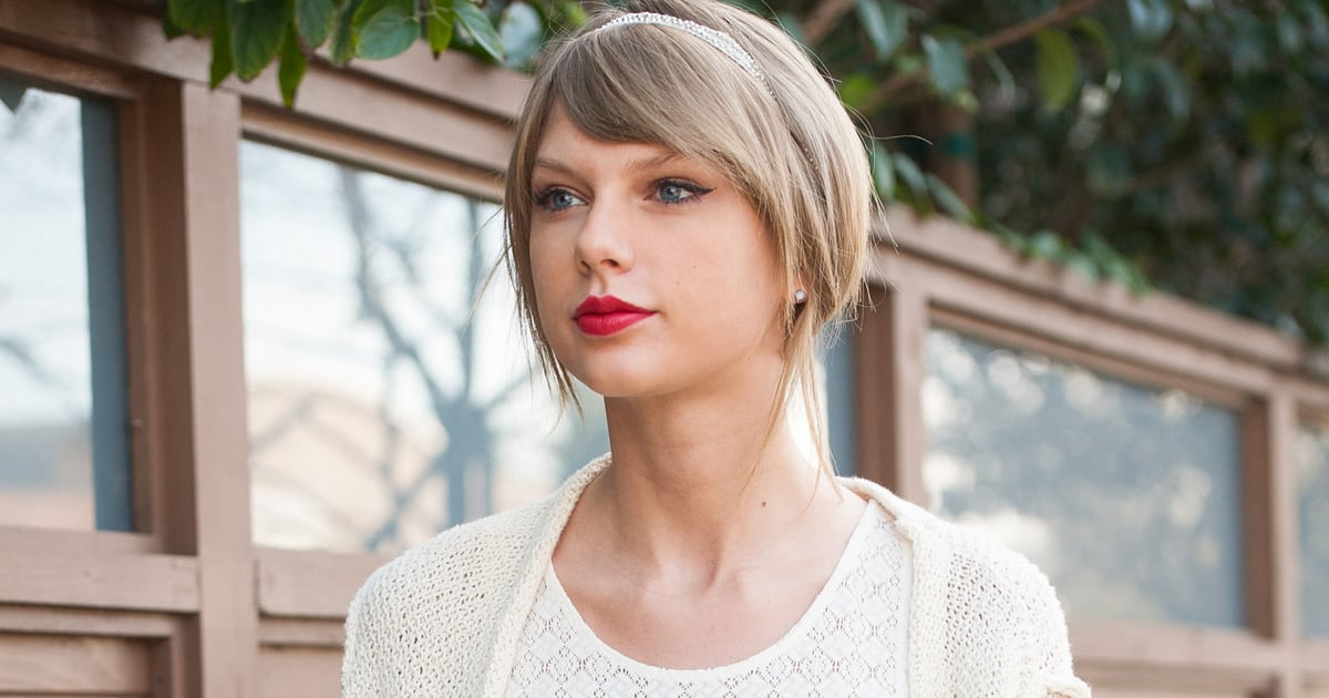 Taylor Swift's Dreamy Cardigan Collection Has Me Singing Her Famous Tune
