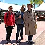 BoJack Horseman, Todd, and Vincent Adultman