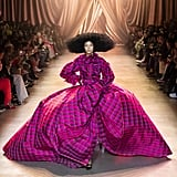 A Runway-Wide Gown From the Christopher John Rogers Fall 2020 Runway at New York Fashion Week