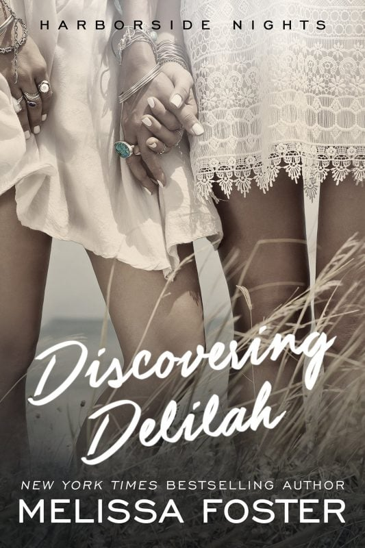 Discovering Delilah by Melissa Foster
