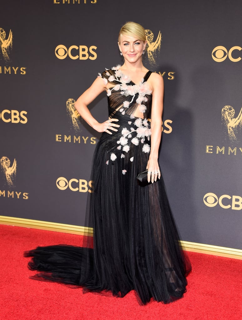 Julianne Hough Emmys Dress 2017