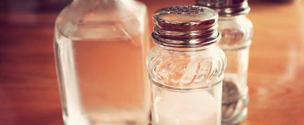 Use Salt to Clean an Iron