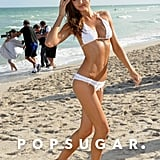 She was in Miami for another Victoria's Secret shoot in November 2008.