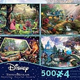 Dreams Collection 500-Piece Puzzle Multi-Pack 4-in-1