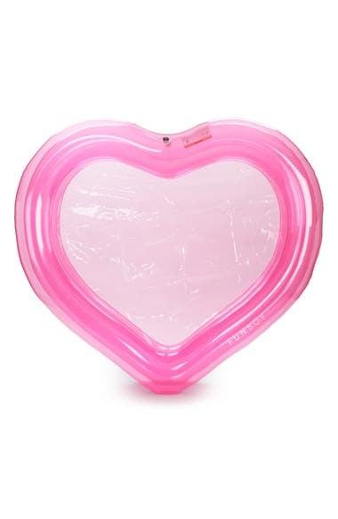 Funboy Pink Heart Splash Pool